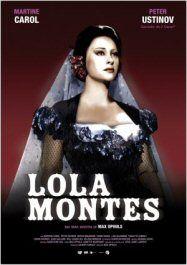 LOLA MONTES (1955) Max Ophüls. Lola Montes, cortesana i ballarina, acabà la seva carrera en un circ, on la seva escandalosa vida era exposada com una atracció. #recomanacions #cinema #cinemaimes #circ . Disponible a: http://elmeuargus.biblioteques.gencat.cat/record=b1610069~S125*cat#.WIDIANThDGg