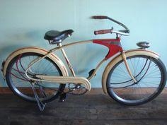1941 Schwinn Built American Flyer Vintage Bicycle