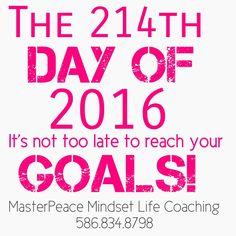 #goals #2016 #lifecoach