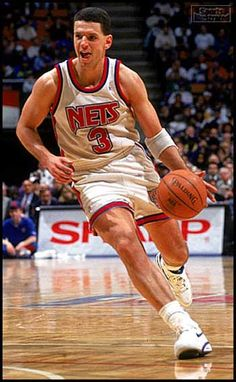 The late Drazen Petrovic, one of the best European players ever