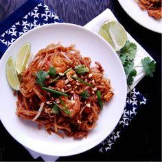 thai: pad thai