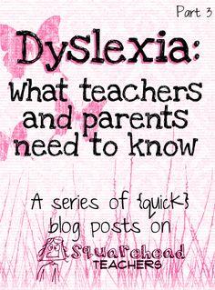 dyslexia series- sticker 3