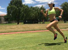 Iveta Putalová v africkom rytme Running, Celebrities, Sports, Outdoor, Hs Sports, Outdoors, Celebs, Keep Running, Why I Run