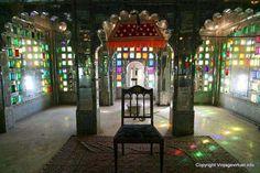 Udaipur City Palace Inde, images du Rajasthan - Galerie 3D Voyagevirtuel