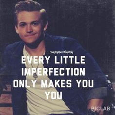 Friends, you don't realize it, but your imperfections are what make you guys so perfect and wonderful! A Thing About You, Hunter Hayes Country Lyrics, Country Singers, Country Musicians, Great Song Lyrics, Music Lyrics, Hunter Hayes Quotes, Taylor Swift Songs, Greatest Songs, Country Boys