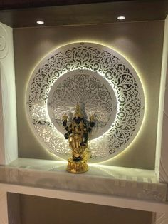 Wedding ideas Sage green wedding colour for down to earth wedding - Autumn wedding # Pooja Room Door Design, Ceiling Design Living Room, Interior Design Living Room, Living Room Designs, Living Room Decor, Temple Design For Home, Mandir Design, Puja Room, Hallway Decorating