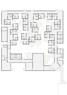 Ares Álvarez . Housing for the elderly . Adeamayor de San Martin  (26)
