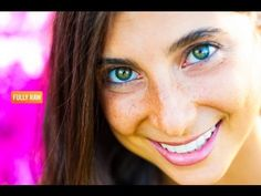 Did you know that my eyes changed color when I started eating a raw foods diet? Not only did living foods change my health, but also the way that I look to the outside world! Eating vibrant foods allowed me to shine from the inside out! http://youtu.be/pSPU4fCfyzc