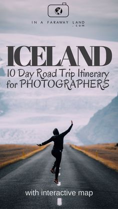 Photographing Iceland. 10 Day Road Trip Guide around the Land of Fire and Ice. - InAFarawayLand.com