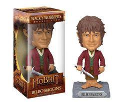 Cabezón Bilbo El Hobbit   Merchandising Películas
