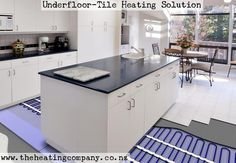 If you are seeking for installing the underfloor tile heating system for your newly build home in Auckland, Then contact 'The Heating Company'. Our professional team provides you best heating solution for your home. For more details call us at (800) 432-846.
