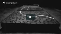 Shapes in scapes | Audiovisual installation An abstract representation of three different landscapes: Margherita di Savoia salt pans (Italy), lake Askja (Iceland),…