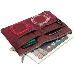 New 31x21cm Colorful Portable Universal Multi-fonction Storage Bag For Ipad Bag Case For Samsung Tablet Bag Case Laptop Bag