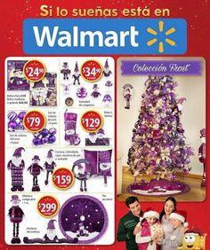 Folleto de ofertas Walmart noviembre 2015