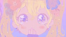 Check out all the awesome kawaii gifs on WiffleGif. Anime Kawaii, Art Kawaii, Arte Do Kawaii, Anime Chibi, Daddy Aesthetic, Aesthetic Gif, Pink Aesthetic, Anime Kunst, Anime Art