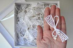 Greek Key Martyrika - Witness Pins For Your God Child Baby Baptism, Christening, Baptism Ideas, Corsage Pins, Godchild, Greek Wedding, Greek Key, Baby Girl Shoes, Custom Items