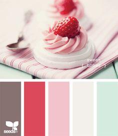 Girls Room palette
