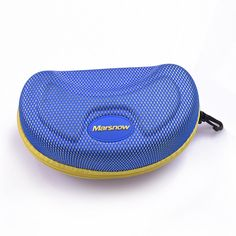 Large Capacity Zipper Cases Eyewear Box For Ski Goggles Skiing Glasses Snowboard Mirror Special Waterproof High Quality Hard Box #Affiliate