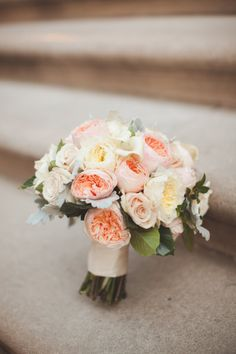 Calla lilies and pale pink peonies: http://www.stylemepretty.com/washington-dc-weddings/2014/04/16/elegant-meridian-house-wedding/ | Photography: Maria Vicencio - http://www.mariavicencio.com/