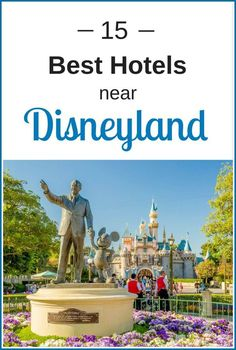 Planning a Disneyland vacation? Check out this list of the best hotels near…: http://www.ytravelblog.com/best-hotels-near-disneyland/