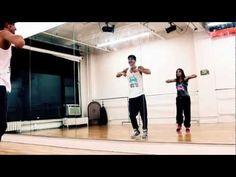 As Long As You Love Me TUTORIAL - Justin Bieber Dance Choreography | Matt Steffanina & Dana Alexa