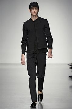 Lee Roach LCM SS14 Comfy Casual, Needle And Thread, The Man, Men's Fashion, Runway, Normcore, Menswear, Strong, London