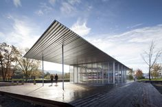 Gallery of Hudson River Education Center And Pavilion / Architecture Research Office - 1