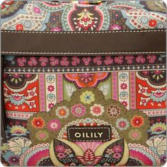OILILY TASCHE Winter Ovation : Hobo Bag in Coffee