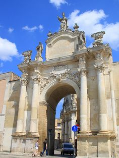 Lecce, South Italy