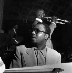 Thelonious Monk early 50's