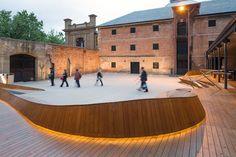 Tasmanian Museum & Art Gallery - Hobart, Australia - 2013 - fjmt | francis-jones morehen thorp