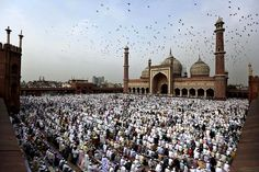 Festivals: Eid