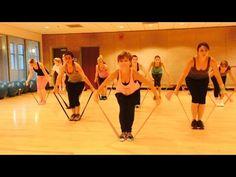 """LEAN ON"" Major Lazer & DJ Snake - Dance Fitness Workout w/ Resistance Bands Valeo Club - YouTube"
