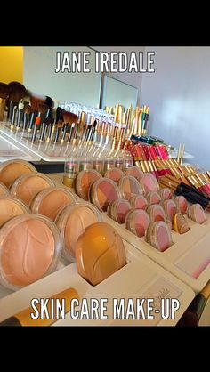Jane iredale were health and beauty begins