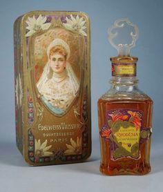 Le château de Victor Vaissier ou le Palais du Congo du roi du savon: Savons et parfums