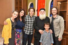Τζόναθαν Τζάκσον: «Έχω ερωτευθεί τον ελληνικό λαό, την Ελλάδα, το Άγιον Όρος, είναι για μένα οικογένεια...» Byzantine Icons, Blog, Blogging