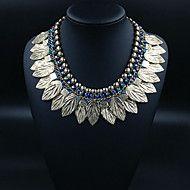 почему hohot женщин в Европе и Америке мода горный хрусталь ожерелье