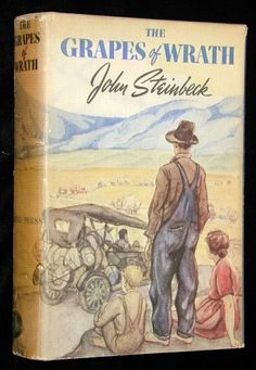 "Viking Press publishes ""The Grapes of Wrath"" by John Steinbeck on April 14, 1939 to critical and popular acclaim. It would win  the national Book Award and Pulitizer Prize in fiction that year.  It remains Steinbeck's most read work."