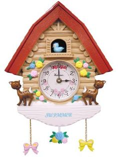 Coo Coo Clock For Kids Kids Matttroy