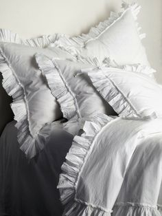 White Tat Duvet Set by MATTEO at Gilt