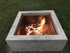 Concrete Fire Pit DIY Project – Quikrete Makes It Easy-ish - Home Fixated