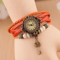 (brown key) keep LotR bracelet simple
