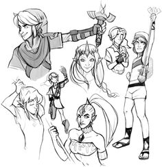 1215 Best The Man, the Myth the Legend....of Zelda images