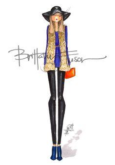 Brittany Fuson: Ombre