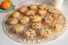 Cookies chocolat, noisettes et graines de courge