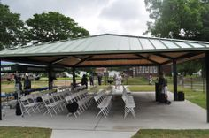 picnic shelter plans | Picnic shelters with grills