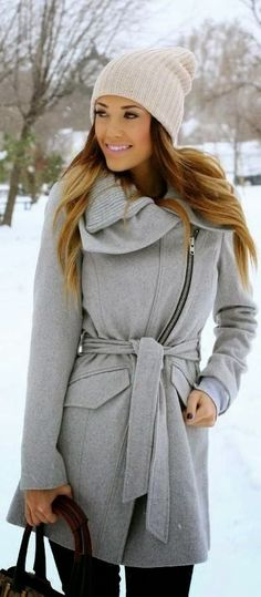 Stylish Winter Coat