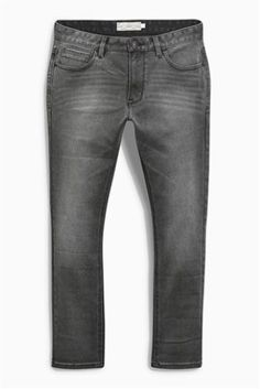 Buy Dark Grey Jeans With Stretch online today at Next: Israel