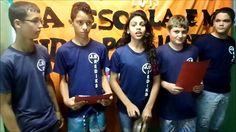 Tag - O que aprendemos! Escola de Tempo Integral #TagNossaHistória #NaEs...