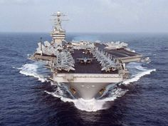 Aircraft Carrier Movies | USS Nimitz Carrier | Information Technology